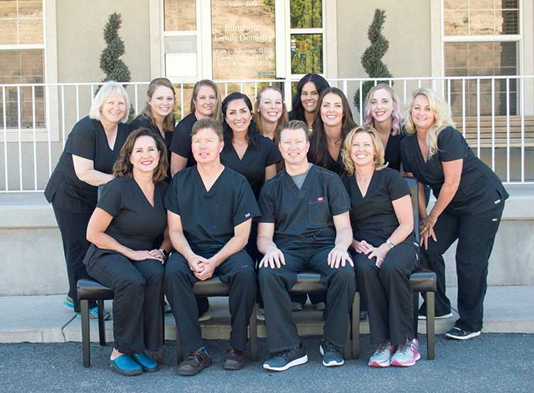 Bringhurst Family Dental Office Staff