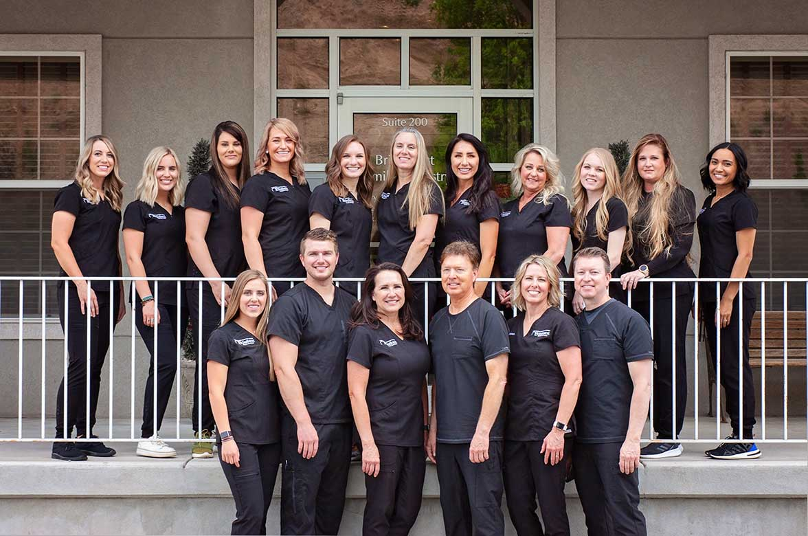 Bringhurst Family Dentistry Office Team in Pocatello, ID